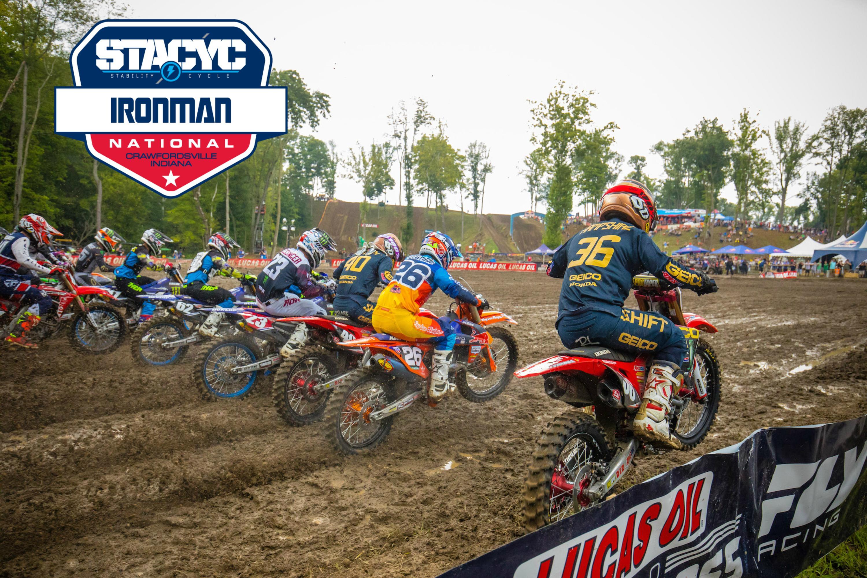 STACYC Sponsors Ironman National - Lucas Oil Pro Motocross