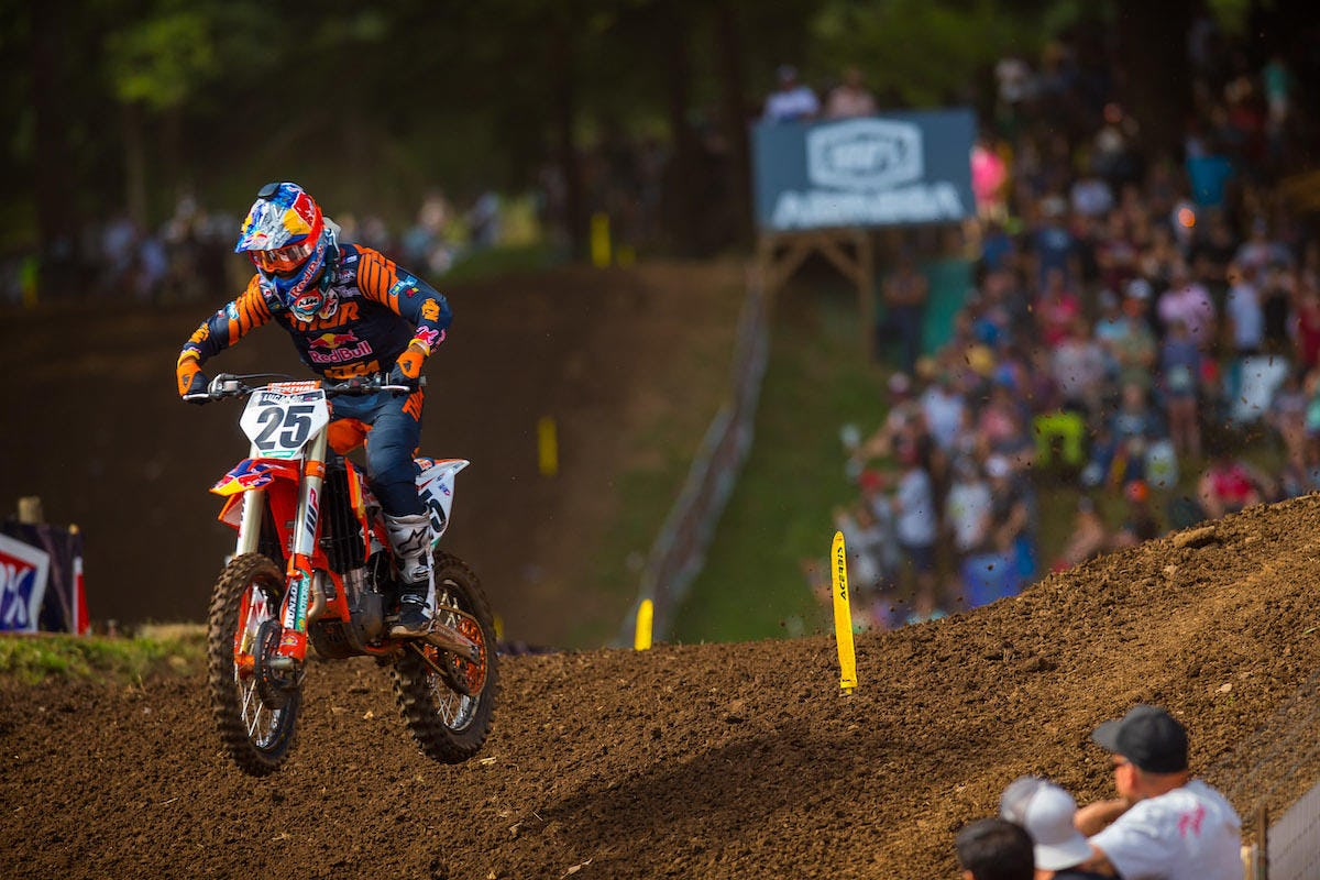 Musquin has been the rider to beat the past two seasons at Unadilla, and he'll need more of that success in order to apply pressure in the 450 Class title fight.