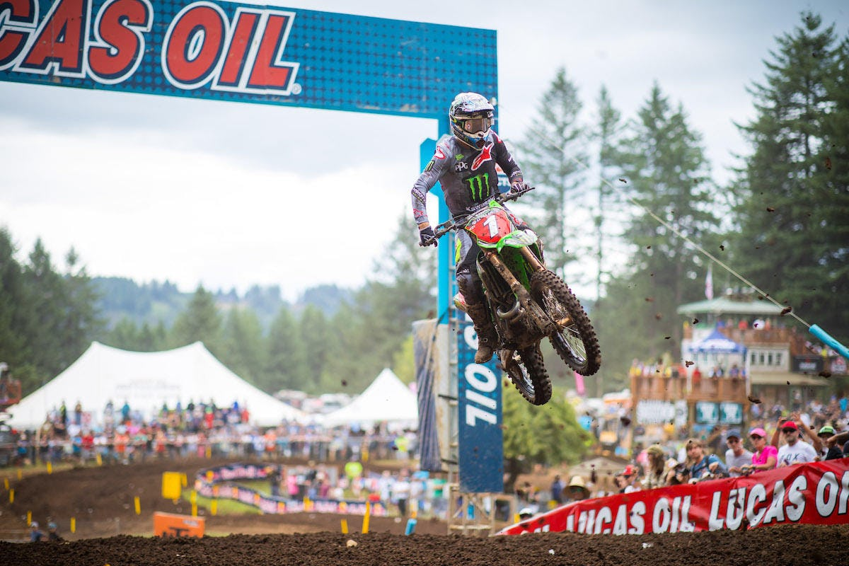 Tomac has been the standard bearer more often than not in 2019, and he'll bring a 50-point lead into Unadilla, in search of his first win at the iconic venue.